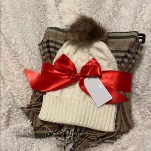 Scarf and Beanie Bundle